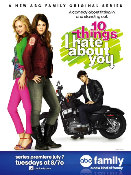10 things I hate about you-poster